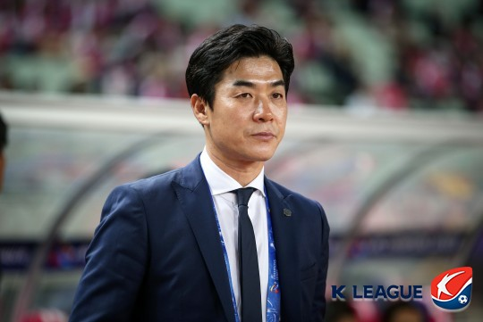 사진=한국프로축구연맹, 지난 2018년 ACL에서 세레소 오사카를 이끌었던 윤정환 현 제프유나이티드 감독