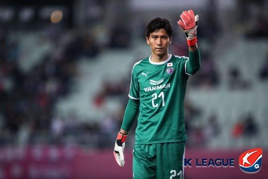 사진=한국프로축구연맹, 대한민국 국가대표팀 출신의 김진현 골키퍼가 세레소 오사카의 골문을 책임진다.