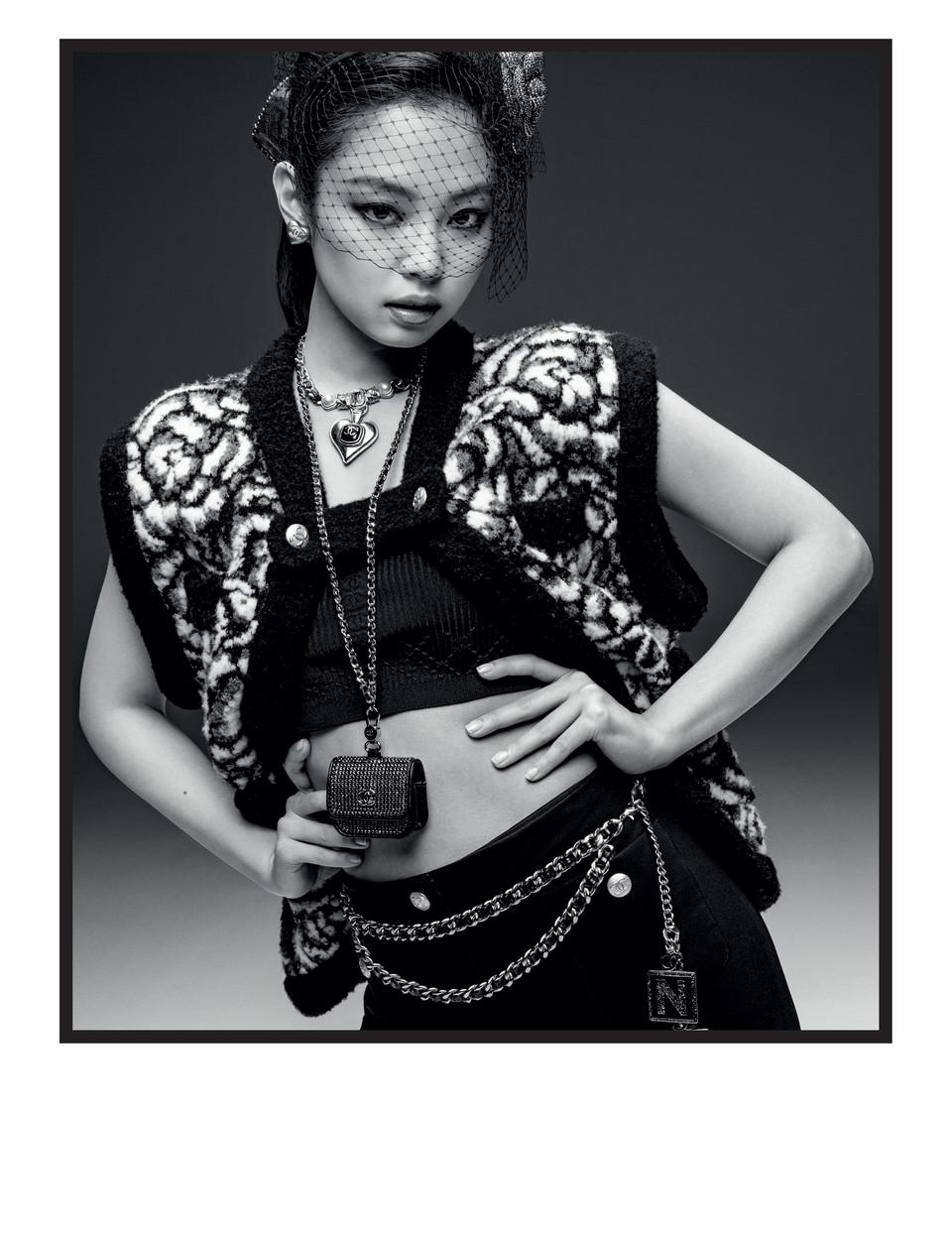 블랙핑크 제니, '포토제닉한 패션아이콘'(화보)
